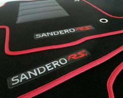 Tapete Do Sandero RS Carpete Original