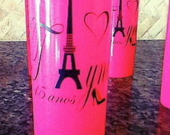 Copos Long Drinks 350 ml - Tema Paris