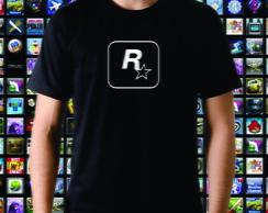 c0b6d1442b Camiseta 100% Algodão Sem Estampa cor Preta tamanho P no Elo7 ...