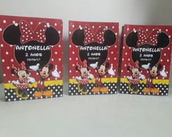 Kit e Mickey e Minnie