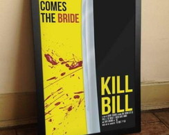 Quadro Kill Bill Tarantino A2