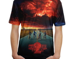 Camiseta Masculina série Stranger Things MD02