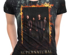 Baby Look Feminina Supernatural MD05