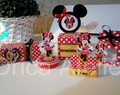 Kit 25 Minnie
