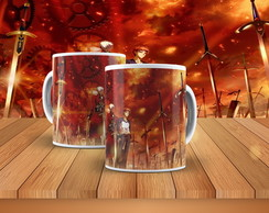 Caneca - Anime FATE STAY