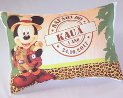ALMOFADAS MICKEY SAFARI - PRESENTE MICKEY SAFARI
