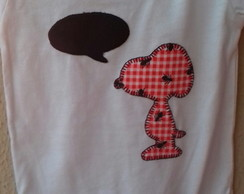 Body e Regata Snoopy