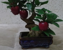 Bonsai Maçã decorativo artificial!