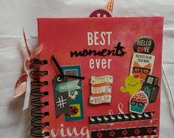 Álbum scrapbook Forever Young
