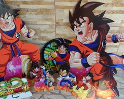 KIT DISPLAY DRAGON BALL Z