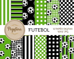 Kit Digital FUTEBOL PAPEL DIGITAL- 948