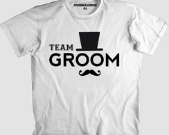Camisa TEAM GROOM