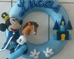 Guirlanda do Mickey