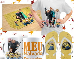 KIT Meu Malvado Favorito