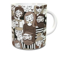 Caneca Hipsters