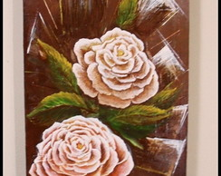 "Painel ""Flores II"""