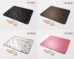 Mouse Pad Louis Vuitton Marca Grife Marcas Famosas Mousepad