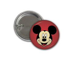 Botton Mickey - 2,5cm
