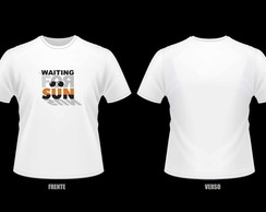 Camiseta The Doors - Waiting for the Sun