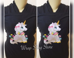 Wrap Sling Bordado unicornio