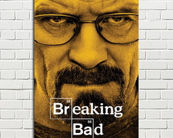 Placa Decorativa Breaking Bad 20x28
