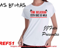 Camisetas Estilo Country As Brutas Bayb Look
