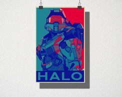 Poster A3 Halo