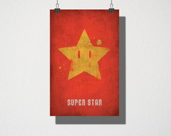 Poster A3 Superstar