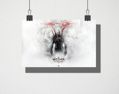 Poster A3 The Witcher