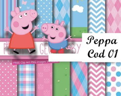 PAPEL DIGITAL PEPPA PIG