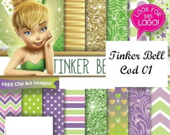 PAPEL DIGITAL TINKER BELL