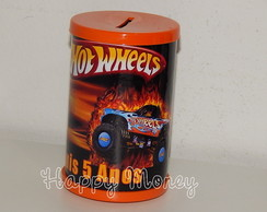 Cofre Personalizado Hot Wheels