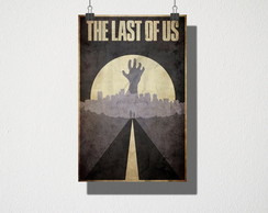Poster A3 The last of us