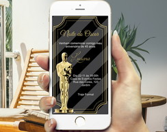 Convite Digital Cinema Oscar - Whatsapp