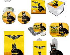 kit festa do Batman lego
