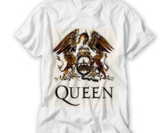 Camiseta Banda de Rock -Queen