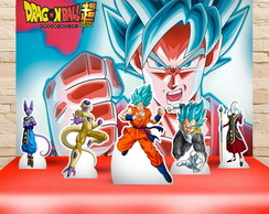 Kit Festas Dragon Ball Super