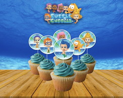 Topper Bubble Guppies