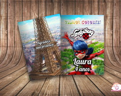 Revista Colorir Personalizado Lady Bug