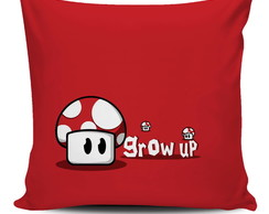Almofada Super Mario - Grow Up