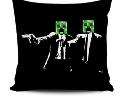 Almofada Minecraft - Pulp Fiction