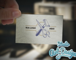 Logotipo Barbearia Pronta entrega 03