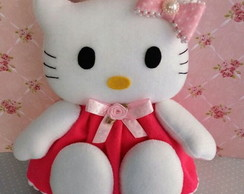 Hello Kitty de feltro