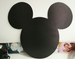Elipse 50x50 minnie e Mickey
