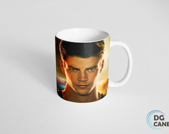 Caneca The Flash (Mod.: 02)