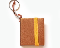 Chaveiro mini post it - Cobre