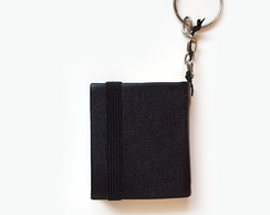 Chaveiro mini post it - Preto