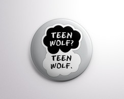 Botton - Teen Wolf