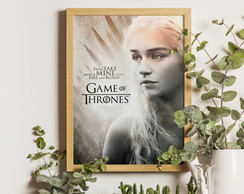 Poster: Game of Thrones | A4