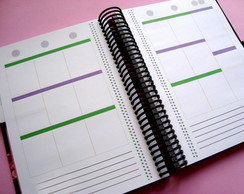 Planner Clean Color (Anual)